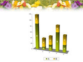 Floriculture and Gardening PowerPoint Template#17
