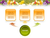 Floriculture and Gardening PowerPoint Template#4
