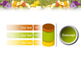 Floriculture and Gardening PowerPoint Template#9