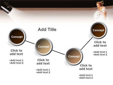 Photo Model Shoot PowerPoint Template Slide 6