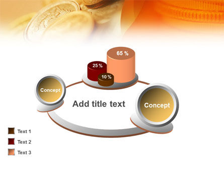 Coins PowerPoint Template Slide 13