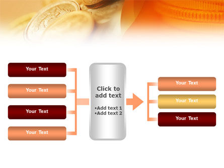 Coins PowerPoint Template Slide 16