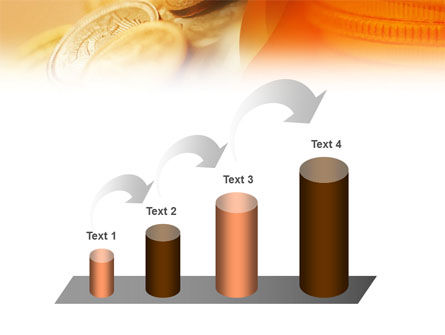 Coins PowerPoint Template Slide 7