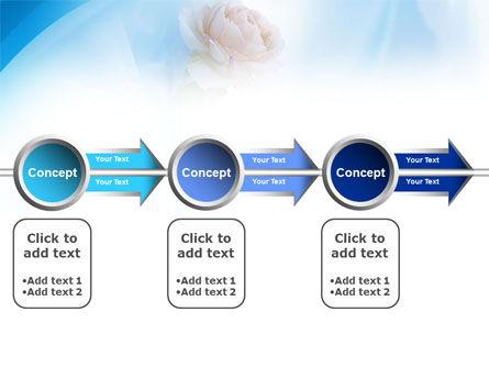 Wedding Bouquet PowerPoint Template Slide 12