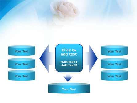 Wedding Bouquet PowerPoint Template Slide 13