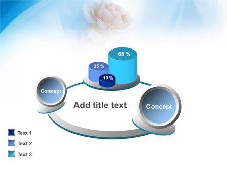 Wedding Bouquet PowerPoint Template Slide 16