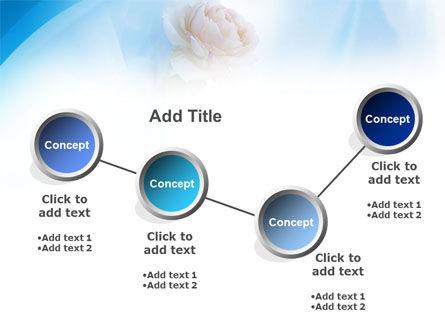Wedding Bouquet PowerPoint Template Slide 5