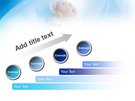 Wedding Bouquet PowerPoint Template Slide 9
