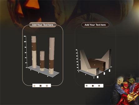 Halloween Costumes PowerPoint Template Slide 13
