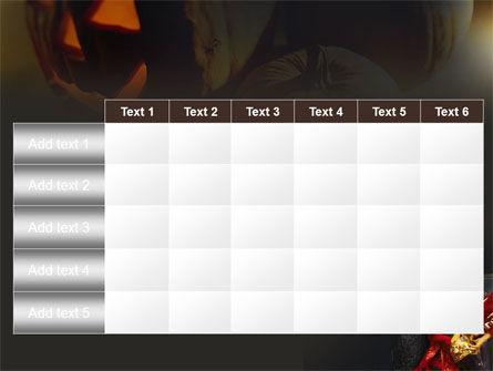 Halloween Costumes PowerPoint Template Slide 15