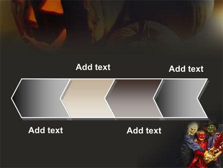 Halloween Costumes PowerPoint Template Slide 16