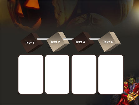 Halloween Costumes PowerPoint Template Slide 18
