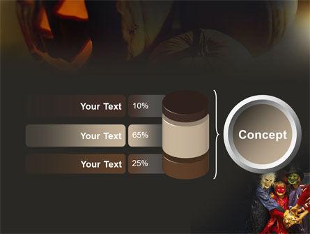Halloween Costumes PowerPoint Template Slide 8