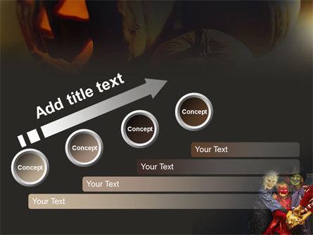 Halloween Costumes PowerPoint Template Slide 9