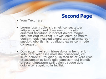 Global Time PowerPoint Template, Slide 2, 01484, Global — PoweredTemplate.com