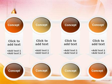Comfort In A Bedroom PowerPoint Template Slide 18