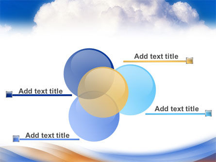 Cloud PowerPoint Template Slide 10