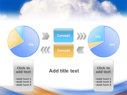 Cloud PowerPoint Template Slide 11