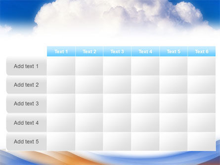 Cloud PowerPoint Template Slide 15