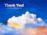 Cloud PowerPoint Template#20