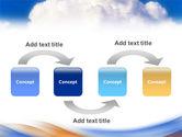 Cloud PowerPoint Template#4