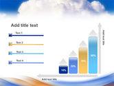 Cloud PowerPoint Template#8