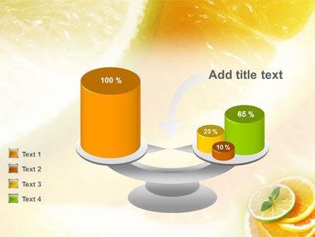 Citrus PowerPoint Template Slide 10