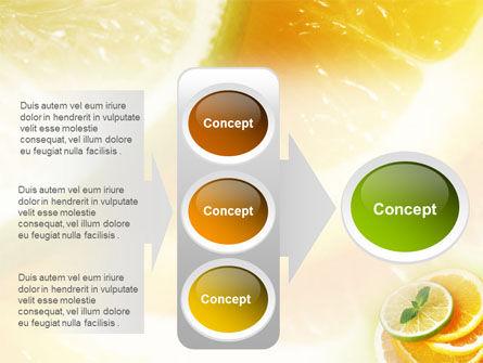 Citrus PowerPoint Template Slide 11