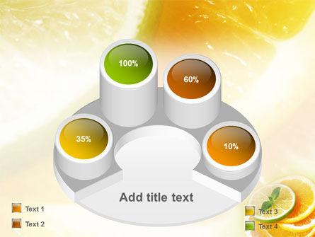 Citrus PowerPoint Template Slide 12