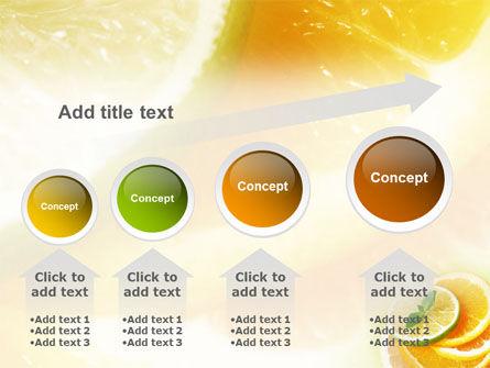 Citrus PowerPoint Template Slide 13