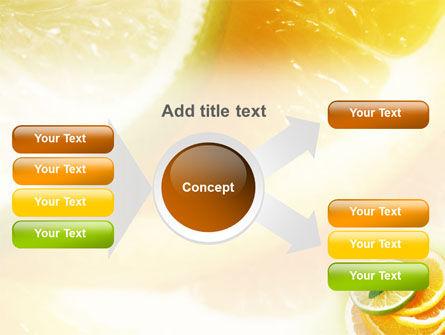 Citrus PowerPoint Template Slide 14