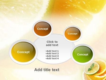 Citrus PowerPoint Template Slide 16