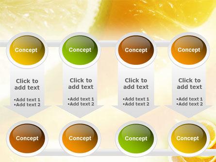 Citrus PowerPoint Template Slide 18