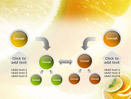 Citrus PowerPoint Template Slide 19