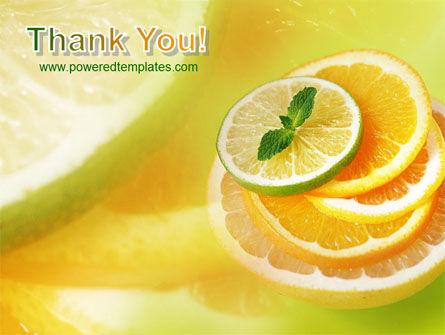 Citrus PowerPoint Template Slide 20