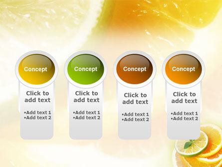 Citrus PowerPoint Template Slide 5