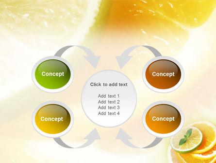 Citrus PowerPoint Template Slide 6