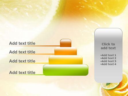 Citrus PowerPoint Template Slide 8