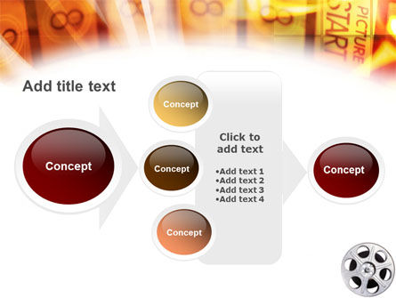 Movies PowerPoint Template Slide 17