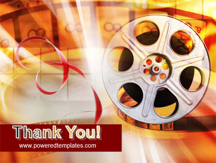 Movies PowerPoint Template Slide 20