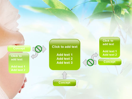 Pregnancy PowerPoint Template Slide 13