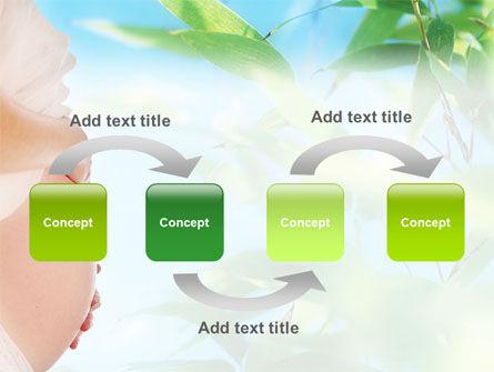 Pregnancy PowerPoint Template, Slide 4, 01497, Medical — PoweredTemplate.com