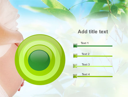 Pregnancy PowerPoint Template Slide 9