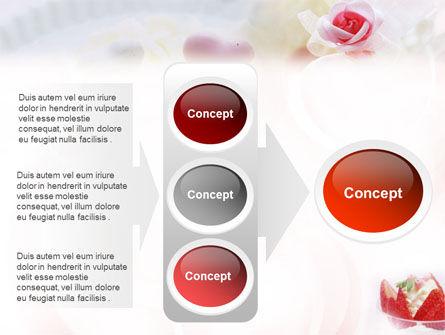 Ice Cream & Strawberries PowerPoint Template Slide 11
