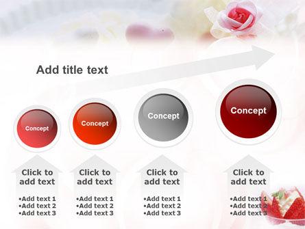 Ice Cream & Strawberries PowerPoint Template Slide 13