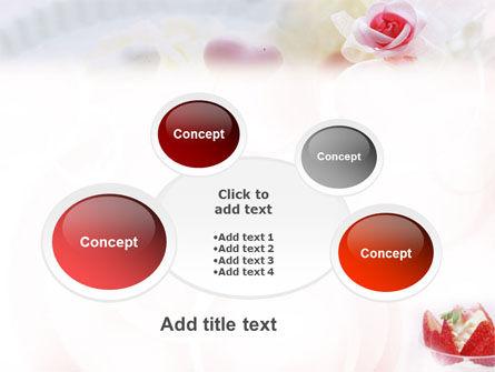 Ice Cream & Strawberries PowerPoint Template Slide 16