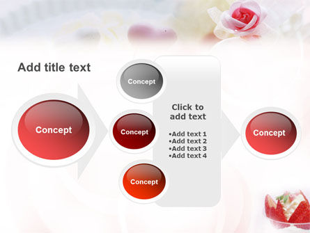 Ice Cream & Strawberries PowerPoint Template Slide 17