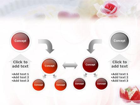 Ice Cream & Strawberries PowerPoint Template Slide 19