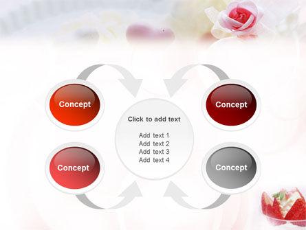 Ice Cream & Strawberries PowerPoint Template Slide 6
