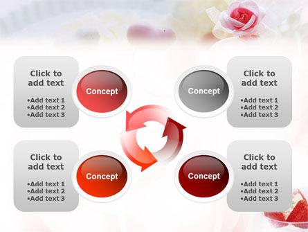 Ice Cream & Strawberries PowerPoint Template Slide 9